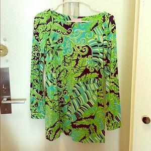 Lily Pulitzer print dress